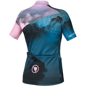 Endura Cloud LTD SS Jersey Women blue